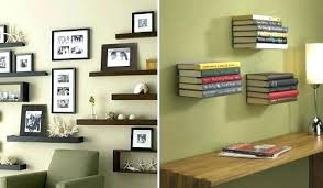 Floating Shelve Ideas Classy Floating Shelf Ideas Floating Shelf Ideas For Living Room Floating