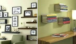 Floating Shelve Ideas Classy Floating Shelf Ideas Floating Shelf Ideas For Living Room Floating