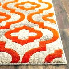 round red rug orange contemporary rugs area large size of bathroom ideas 6 round red rug round red rug