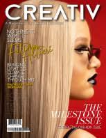 Creativ Magazine Issue #35 by CREATIV MAGAZINE INC   Blurb Books UK