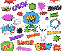 Pow   free svg image in public domain. 11 Free Icon Sets For Designers 99designs