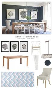 dining room artwork prints. An Earthy Blue Dining Room Designed By Hannah Crowell And Featured In Lonny Magazine Recreated For Artwork Prints M