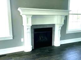 how to build a fire place stone wall fireplace do i mantel shelf your own electric insert