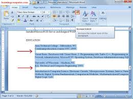 Learn Microsoft Office Word 2007 Home Tab It Computer Training