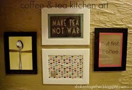 Kitchen Art Easy Coffee Tea Kitchen Art
