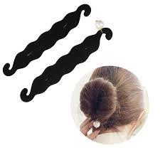 <b>M MISM 1PC</b> Women Fashion Magic DIY Foam Sponge Hair Styling ...