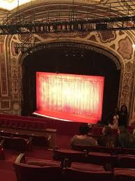 Cadillac Palace Theatre Chicago Illinois Seating Chart Photo0 Jpg Picture Of Cadillac Palace Theatre Chicago