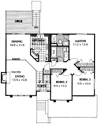 modern house plans side load garage plan california cottage e