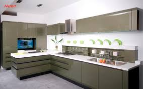 Modern Kitchen Cabinet Design Contemporary Modern Kitchen Cabinets