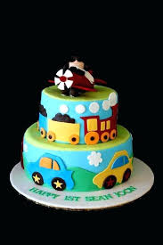 Cake Ideas For Womens 50th Birthday Great Airplane Kids Planes
