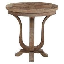 maaya home brown side table