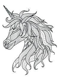 unicorn coloring page free printable plus book pages for kids unicorn coloring page free printable plus book pages for kids