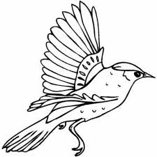 Small Picture free coloring pages of birds flying Gianfredanet