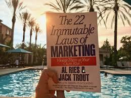 22 Immutable Laws Of Marketing 22 Immutable Laws Of Marketing Jon Glatfelter