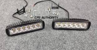 led work lights for vehicles zr 6