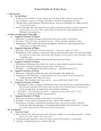Formal Essay Examples Helptangle