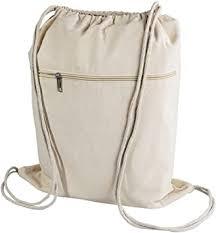 <b>Graphic</b> X Khaki Drawstring Backpack Sports Athletic <b>Gym Cinch</b> ...