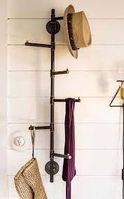 entryway coat rack diy coat rack