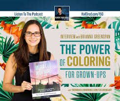 why grown ups should be coloring more interview with brianna greenspan halelrod