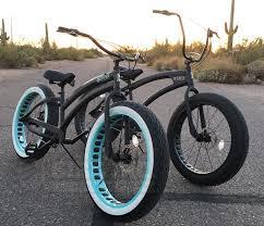 az beach bikes sikk custom cruisersfat tire cruisers home