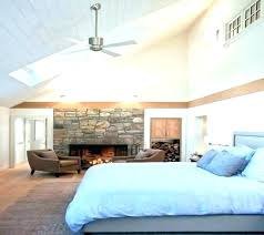 angled ceiling fan vaulted lights fans for lighting slanted install ang vaulted ceiling fan