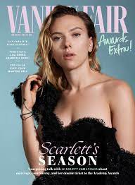 Scarlett Johansson on Movies, Marriages ...