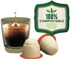 Its biggest asset is perhaps its flavor, making it possible to provide a gourmet coffee drink in the comfort of. Compostable Biodegradable Coffee Capsules For Nespresso Biodegradable Products Coffee Capsules Coffee Pods