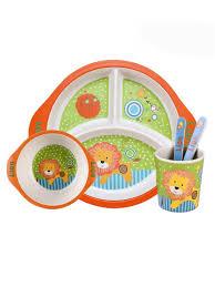 <b>Набор детской посуды</b> BURRG 8573625 в интернет-магазине ...