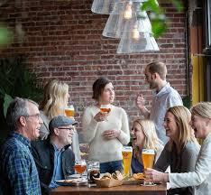 barchen beer garden beers with friends