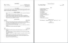 chef resume december 1 2014 horse trainer resume horse trainer resume
