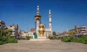 ملف:ميدان وجامع العارف بالله بمدينة سوهاج من المعالم التاريخيه.jpg -  ويكيبيديا