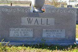 Edgar Hooker Wall (1895-1970) - Find A Grave Memorial