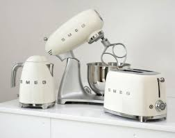 Kitchen Appliances Singapore If You Love The Smeg Fridge Youll Want These New Smeg Kitchen