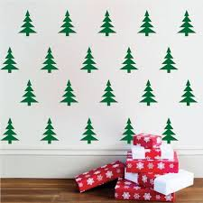 Artfire MarketsChristmas Tree Decals