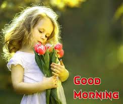 beautiful free good morning cute baby