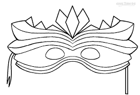 You can use our amazing online tool to color and edit the following mardi gras mask coloring pages for kids. Printable Mardi Gras Coloring Pages For Kids