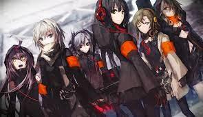 Group Anime Girl Wallpapers - Wallpaper ...