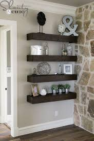 deniseodonnell8I haven't quite gotten my floating shelves decorated exactly  how I want yet but