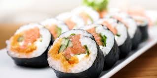 in this beginning sushi experience our expert sushi chef will lead you through the basics of rolling cutting and preparing three clic sushi rolls