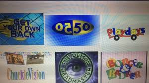 Полное название шрифта monotype old english ® trademark of the monotype corporation plc registered in the us pat & tm off. Petition Bring Back Old Classic Cbbc And Citv Kids Shows From 90s 00s Change Org