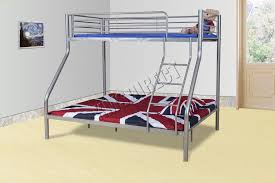 FoxHunter-Bunk-Bed-Single-Double-Triple-Children-Metal-