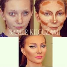 older the trick to contouring when you want to look younger is to use a light how