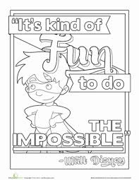All the coloring pages of this category is placed at different pages. Quote Coloring Pages Education Com
