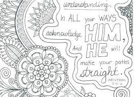 Scripture Coloring Pages Scripture Coloring Pages Free Gospel Faith