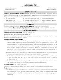 Telecom Implementation Engineer Sample Resume Classy Cv Sarika Narkhede