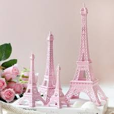 romantic decor home office. Wedding Centerpieces Table Centerpiece Decor Romantic Pink 3d Eiffel Tower Model Metal Craft Desk Office Home Party Decoration F