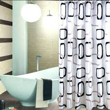 hookless shower curtain liner shower curtain liner extra long shower curtain inch inch black extra long