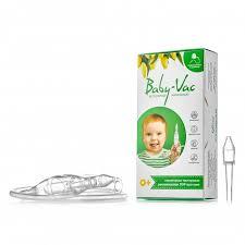 <b>Аспиратор назальный детский</b> 19204 <b>Baby</b>-<b>Vac</b> — купить в ...