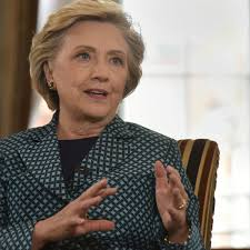 Hillary Clinton tells of shock over Harvey Weinstein allegations   Hillary  Clinton   The Guardian