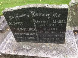 Albert Crawford (1903 - 1978) - Genealogy